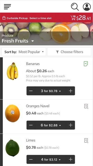 Pechin Superfoods Market screenshot 2