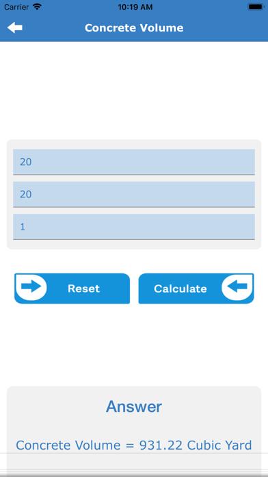Calc For Geometry screenshot 6