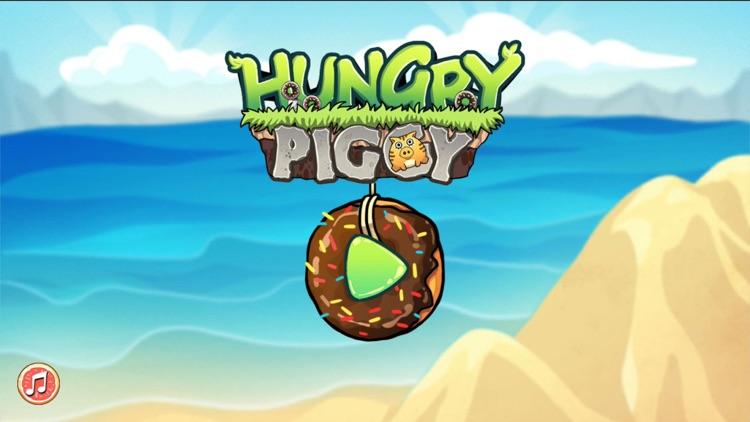 Hungry Piggy Donuts Mania screenshot-0