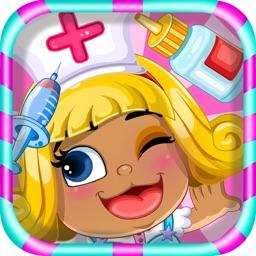 甜心宝贝模拟医院 医生模拟游戏