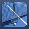 テニススコアトラッカー (ブルーテーマ)