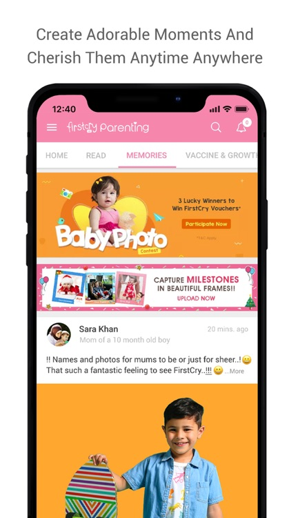 FirstCry UAE: Baby & Kids screenshot-7