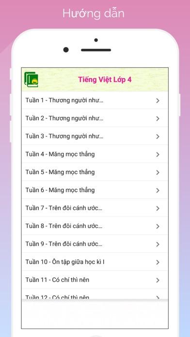 Tieng Viet 345 screenshot 2