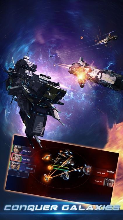 Nova Empire: Space Battle MMO