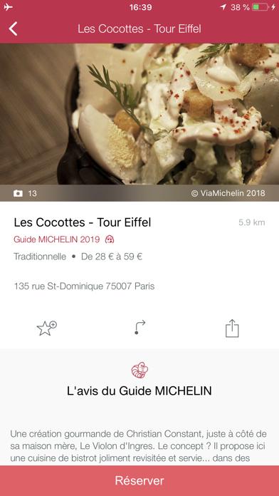 Guide MICHELIN Europe 2019