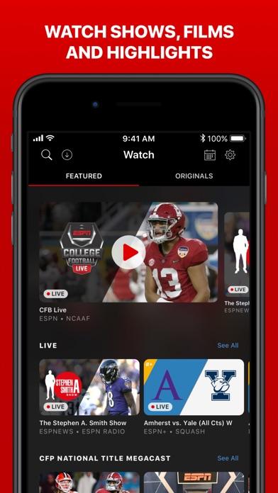 ESPN: Live Sports & Scores-5