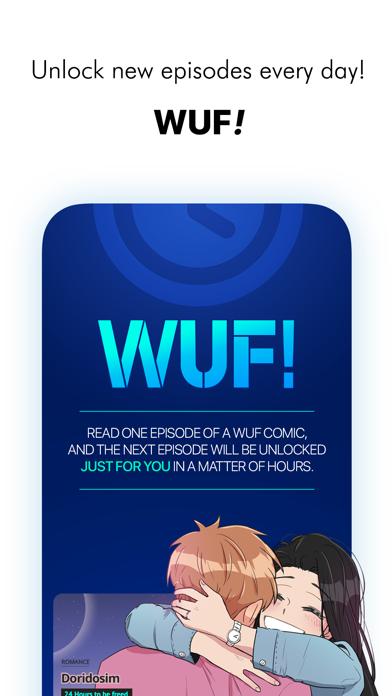 Screenshot for Lezhin Comics-Premium Webtoons in United States App Store