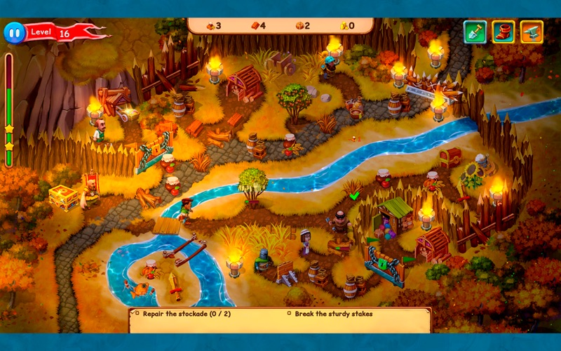 Robin Hood: Winds of Freedom screenshot 3