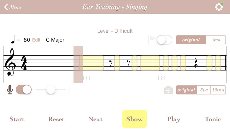 Sight Singing Pro - Full screenshot-5
