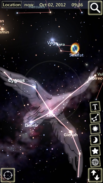 Screenshot for Star Tracker Lite-Live Sky Map in India App Store