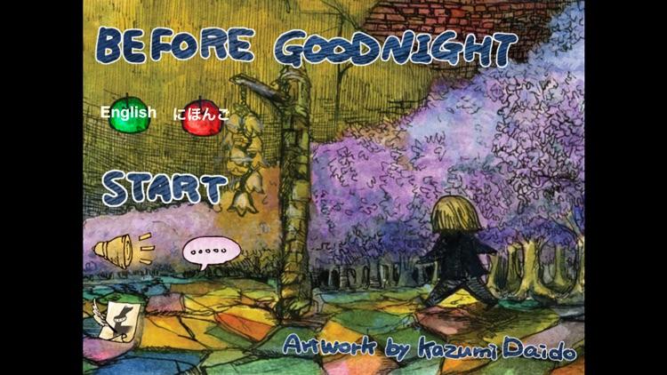Before Goodnight