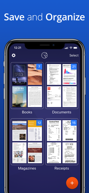 ‎Scanner Pro: PDF Scanner App Screenshot