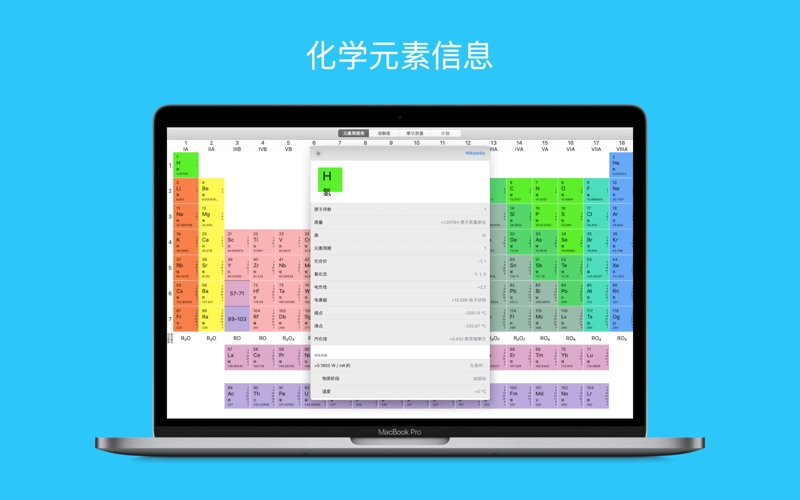 化學 for Mac