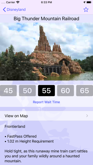 Magic Guide: Disneyland Paris Screenshot