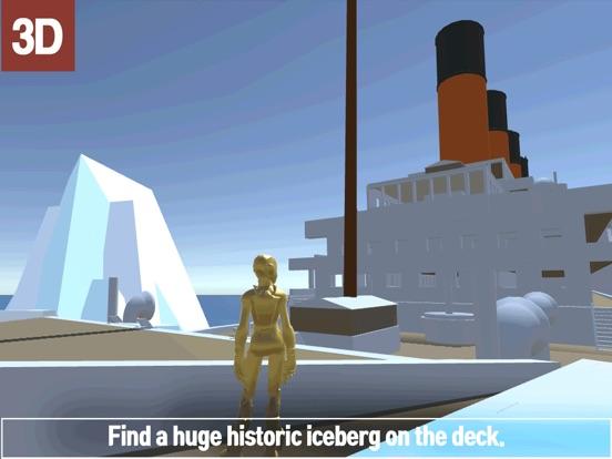 TITANIC 3D screenshot 14
