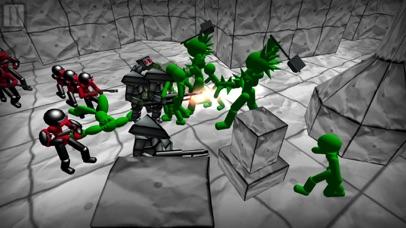 Battle Sim: Stickman Zombie screenshot 5
