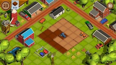TractoRush : Cubed Farm Puzzle screenshot 7