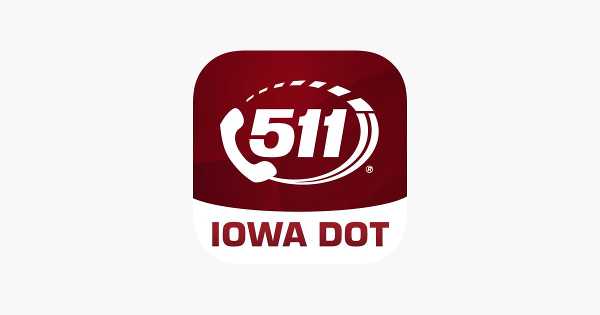 Iowa 511 on the App Store