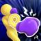 App Icon for Curvy Punch 3D App in Nigeria IOS App Store
