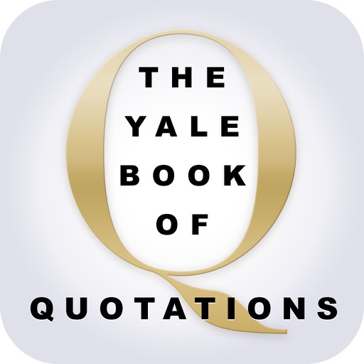 The Yale Book of Quotations