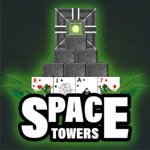 Space Three Towers Solitaire