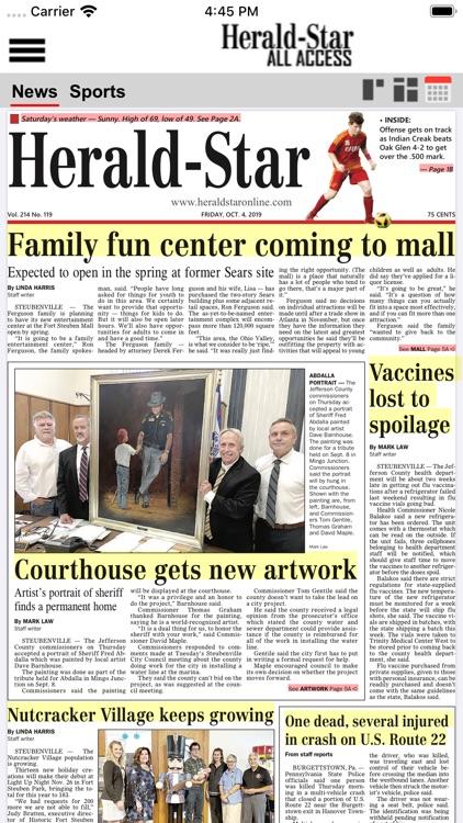 Herald-Star All Access