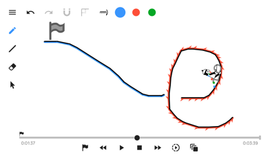 Line Rider Screenshots