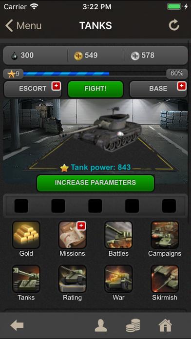 点击获取TANKS war game
