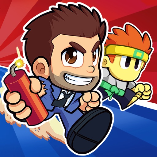 Booster Raiders: Fun Run Races