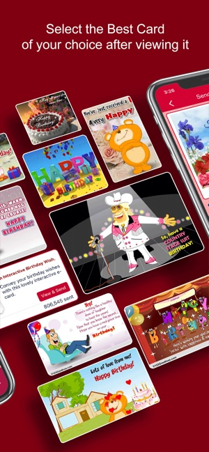 Birthday Wishes & Cards on the App Store