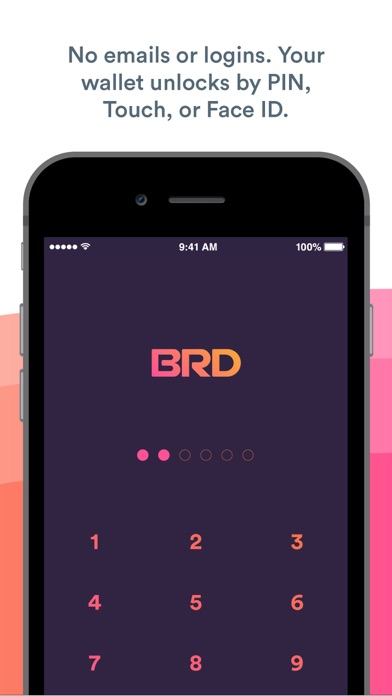 messages.download BRD Bitcoin Wallet. Crypto BTC software