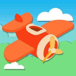 Merge Sky - idle plane games
