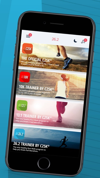 Marathon 26.2 Trainer by C25K® screenshot-9