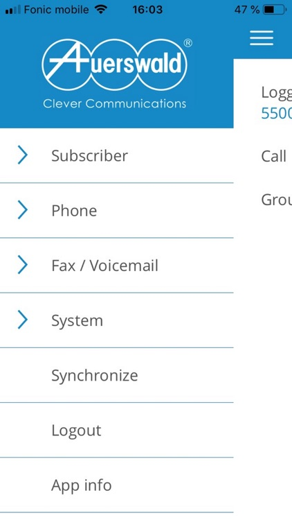 PBX Manager screenshot-0
