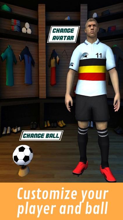 Soccer Rivals Free-Kick Strike screenshot-4