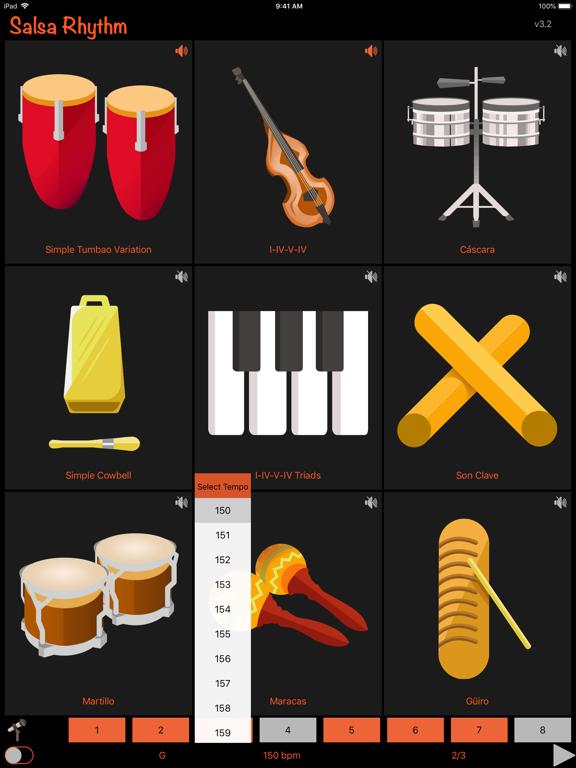 Salsa Rhythmのおすすめ画像5