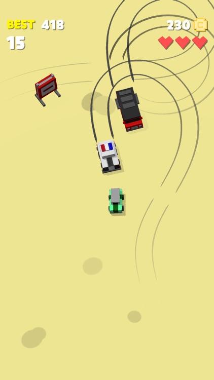 Smashy car : Bump!