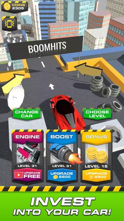 Ramp Car Jumping screenshot-4