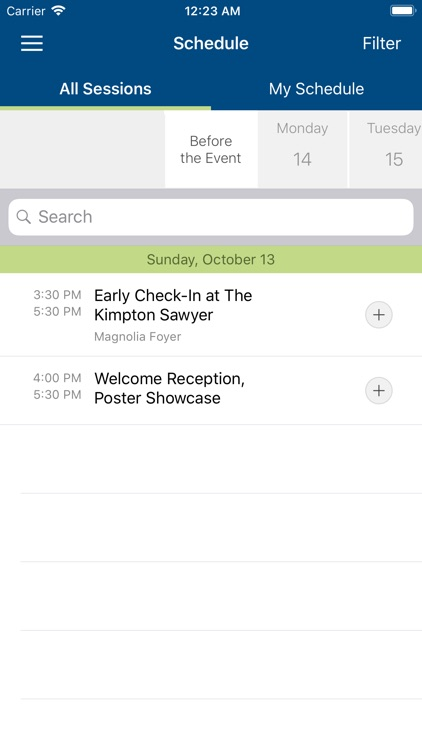 HQI Events screenshot-4