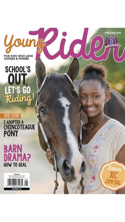 Young Rider Magazine
