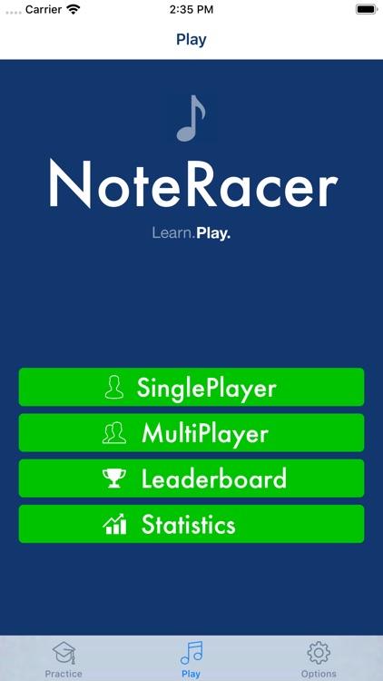 NoteRacer - Music Note Reading screenshot-7