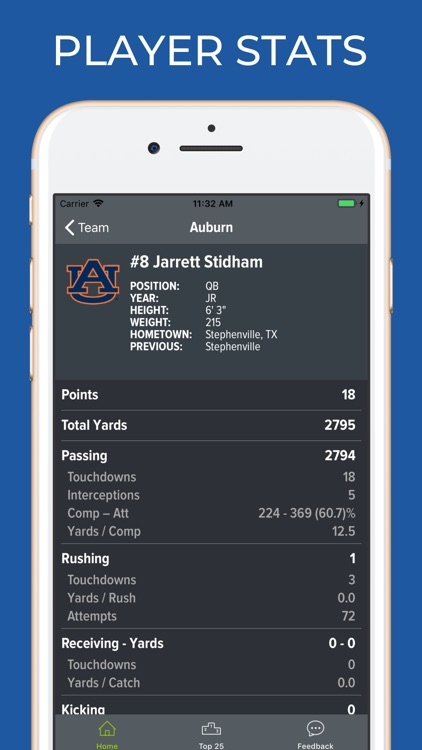 Auburn Football screenshot-3