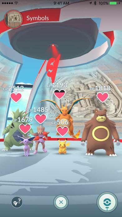 Pokémon GO - 窓用