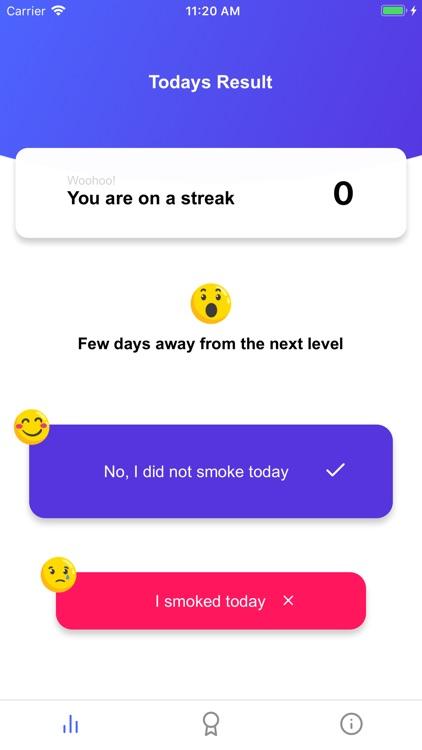 No Smoking : Quit Smoking screenshot-4