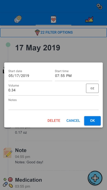 Baby Feeding Tracker and Log screenshot-4