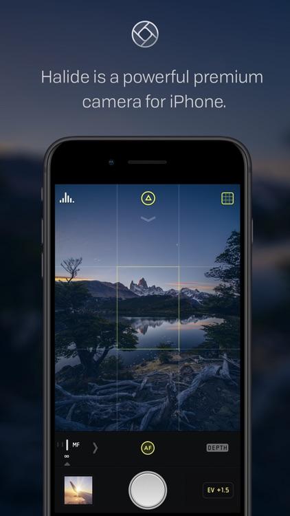 Halide Camera screenshot-0
