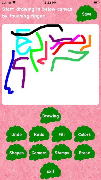 Teckning screenshot 3
