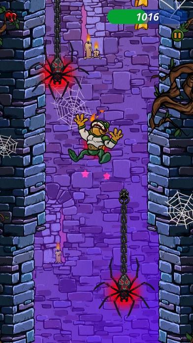 Screen Shot Super Toad Jump 3