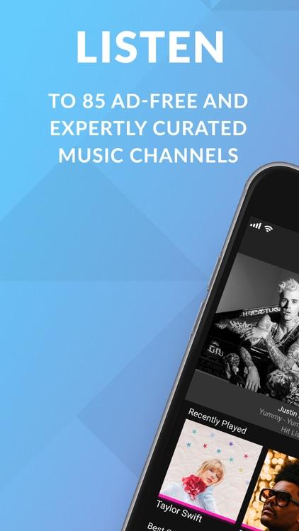 Music Choice: Ad-Free Music screenshot-0