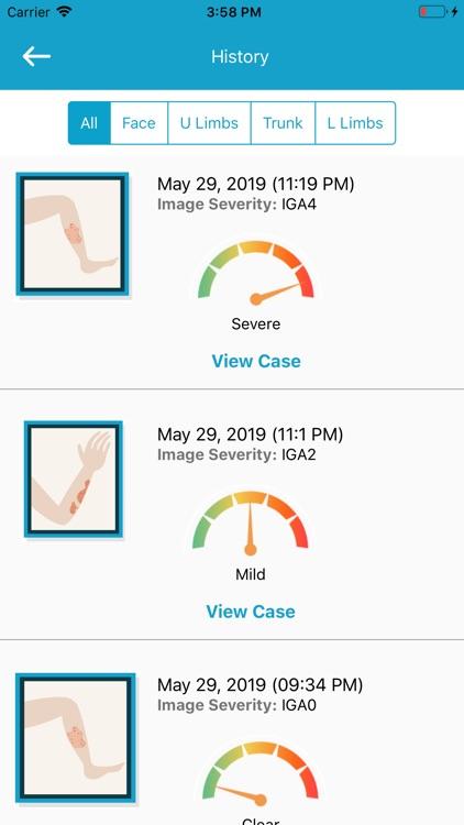 EczemaLess, an AI Eczema Guide screenshot-3